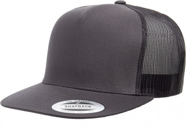 Yupoong Classic Truckers - Charcoal