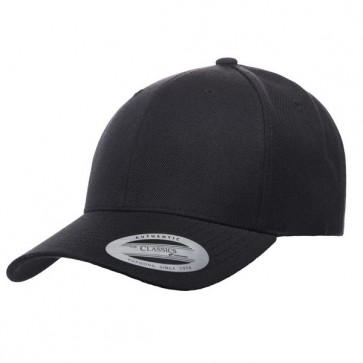 Yupoong YP Classic - Black Front