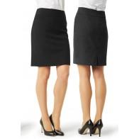 Biz Collection Ladies Classic Knee Length Skirt