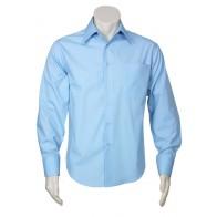 Biz Collection Mens Metro Long Sleeve Shirt