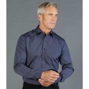 Gloweave Smith End On End Shirt - Slate Model