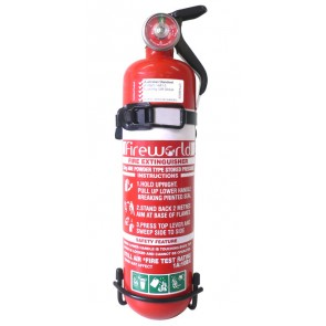 BE Dry Chemical Fire Extinguisher 1.0KG