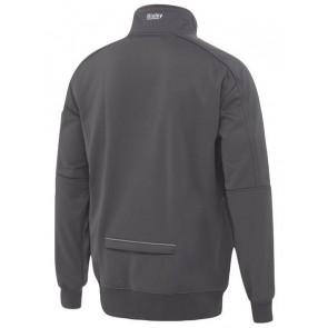 Bisley Flex & Move Work fleece 1/4 Zip Pullover Sherpa Hoodie