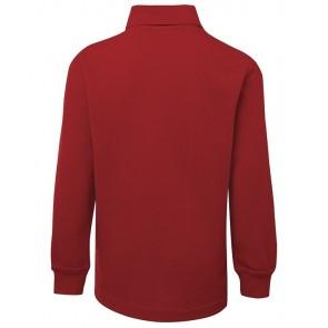 JBs wear Kids 210 Long Sleeve Polo Shirt