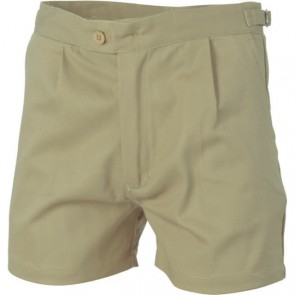 DNC Cotton Drill Utility Shorts