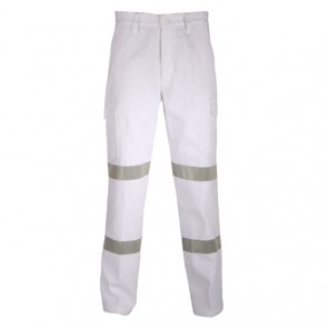 DNC Double Hoops Taped Cargo Pants