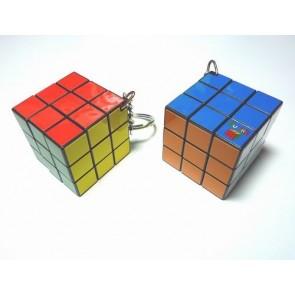 Rubik's® Cube Keyring Standard 3x3 34mm