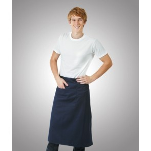 Blue Whale Apron 3 Qtr Length with Pockets - Model
