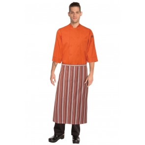 Chef Works 3/4 Striped Apron