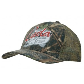 True Timber Camouflage with Camo Mesh Back Trucker Cap