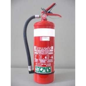 ABE Dry Chemical Fire Extinguisher 4.5KG