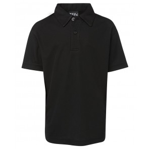 JBs wear Podium Kids Short Sleeve Poly Polo