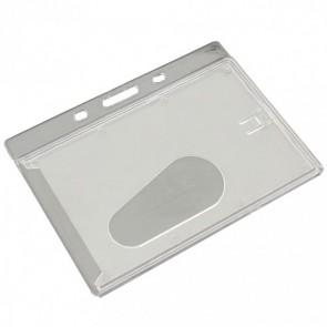ID Card Holder 88 x 54 Rigid Enclosed