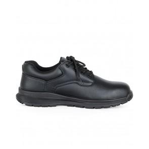 JBs wear Microfiber Lace Up Steel Tow Shoe