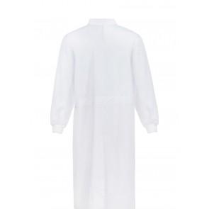 Work Craft Food Industry Long Length Dustcoat with Mandarin Collar Long Sleeve