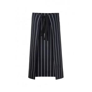 Chefs Craft 3/4 Length Cafe Stripe Apron