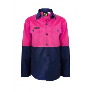 PINK NAVY FRONT