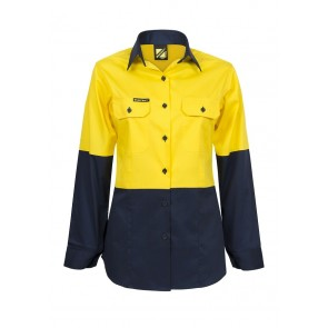 YELLOW NAVY FRONT