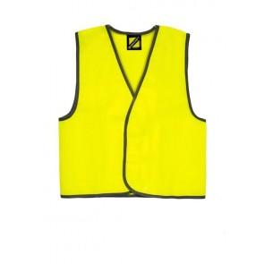 Work Craft Kids Safety Vest