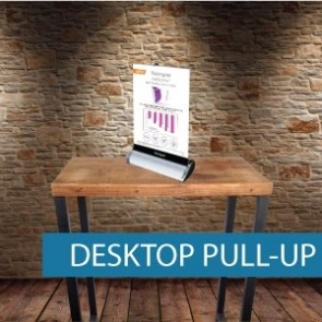 Pull Up Banner – Desktop A4
