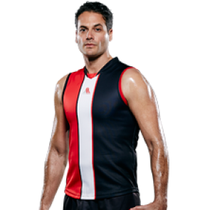 Men's Sleeveless Guernsey