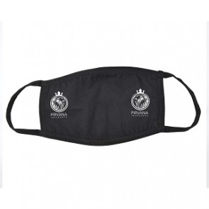 Armour Cotton Face Mask - BLACK ONLY