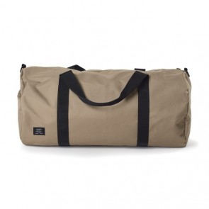 AS Colour Area Contrast Duffel Bag - Khaki Black Side