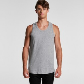AS Colour Authentic Singlet - Model Front