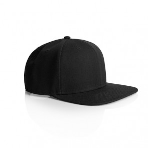 AS Colour Stock Cap - Black