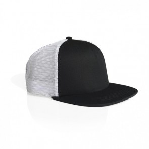 AS Colour Trucker Cap - Black White