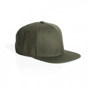 AS Colour Trim Snap Back Cap - Army