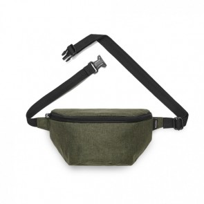 AS Colour Waist Contrast Bag - Army Thatch Front