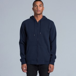 AS Colour Index Zip Hood - Model