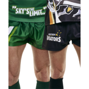 Mens Rugby Shorts - Fully Sublimated