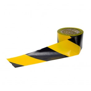 Barrier Tape - Yellow/Black