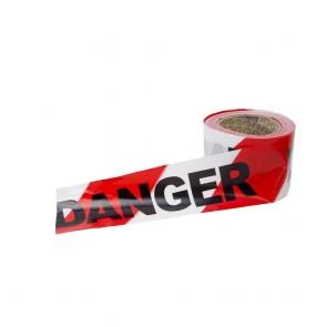 Barrier Tape - Red/White DANGER
