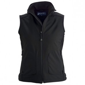 Beacon Sportswear Morgan Ladies Vest - Black