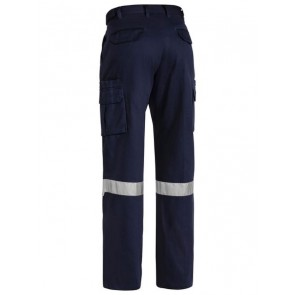Bisley 8 Pocket Cargo Pant 3 Reflective Tape