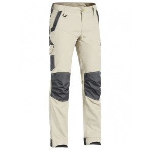 Bisley Flex & Move™ Stretch Pant - Stone Front