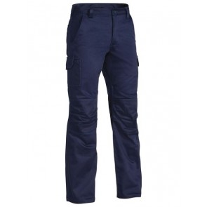 Bisley Industrial Engineered Men's Cargo Pant - Front