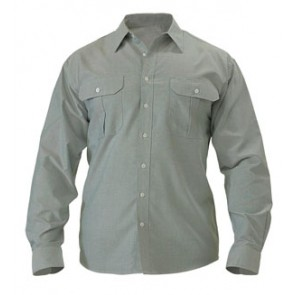 Bisley Oxford Shirt Long Sleeve