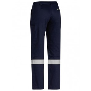 Bisley Women's 3M Taped Industrial Engineered Drill Pant