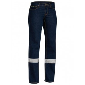 Bisley Women's Taped Stretch Jeans