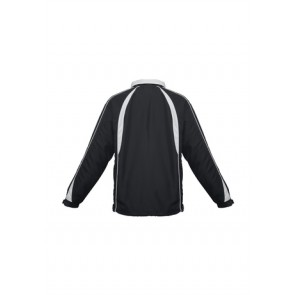 Biz Collection Adults Splice Track Top