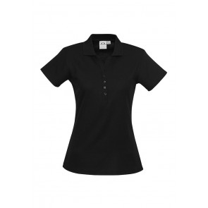 Biz Collection Ladies Crew Polo
