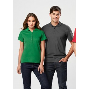 Biz Collection Ladies Crew Polo 210 gsm - Model
