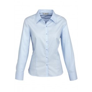 Biz Collection Ladies Luxe Long Sleeve Shirt