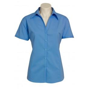 Biz Collection Ladies Metro Short Sleeve Shirt