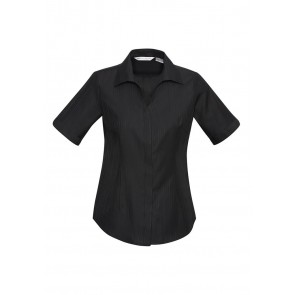 Biz Collection Ladies Preston Short Sleeve Shirt