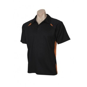 Mens Splice Polo 160 gsm